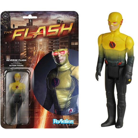 1:18 action figure checklist archive ReAction reverse flash