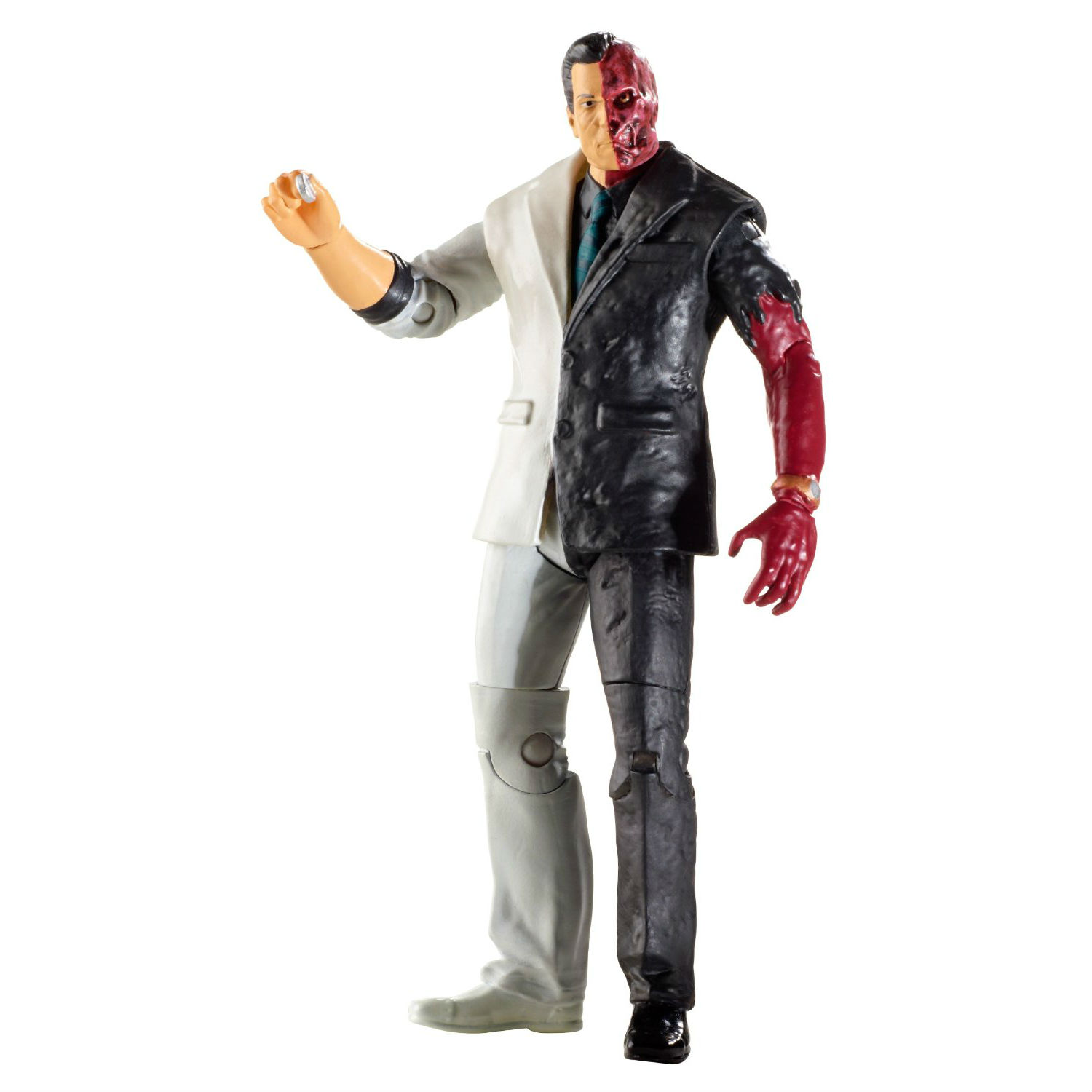 1:18 Action Figure Details - Two Face