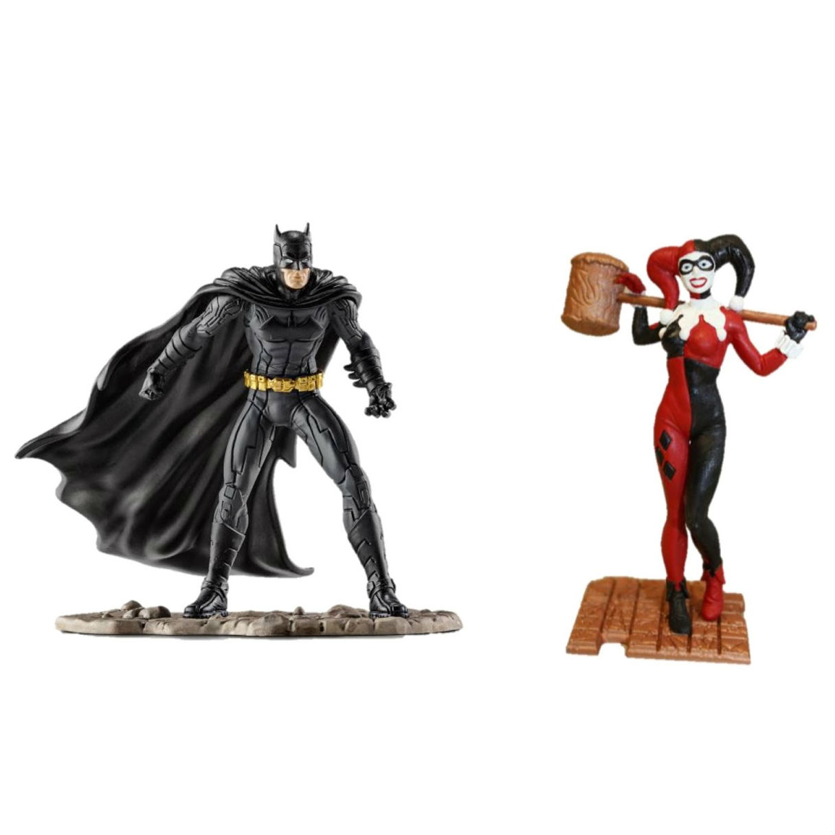 1:18 Action Figure Archive : DC : Schleich Justice League