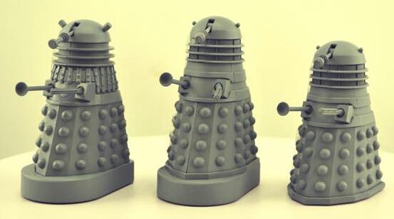 Classic Daleks