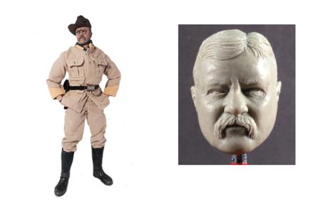 Theodore Roosevelt INVICTA Challenge