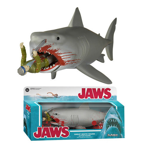 1:18 Action Figure Archive : ReAction JAWS checklist