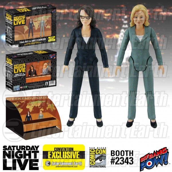 1:18 Action figure archive : Saturday Night Live Checklist