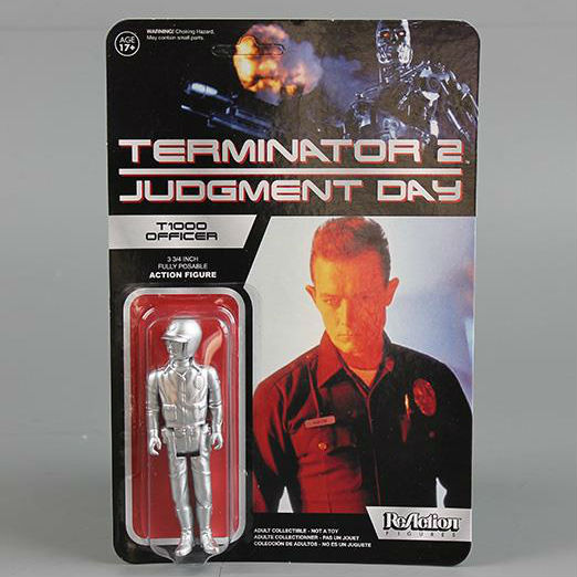 1:18 Archive Funko ReAction Terminator 2 Checklist