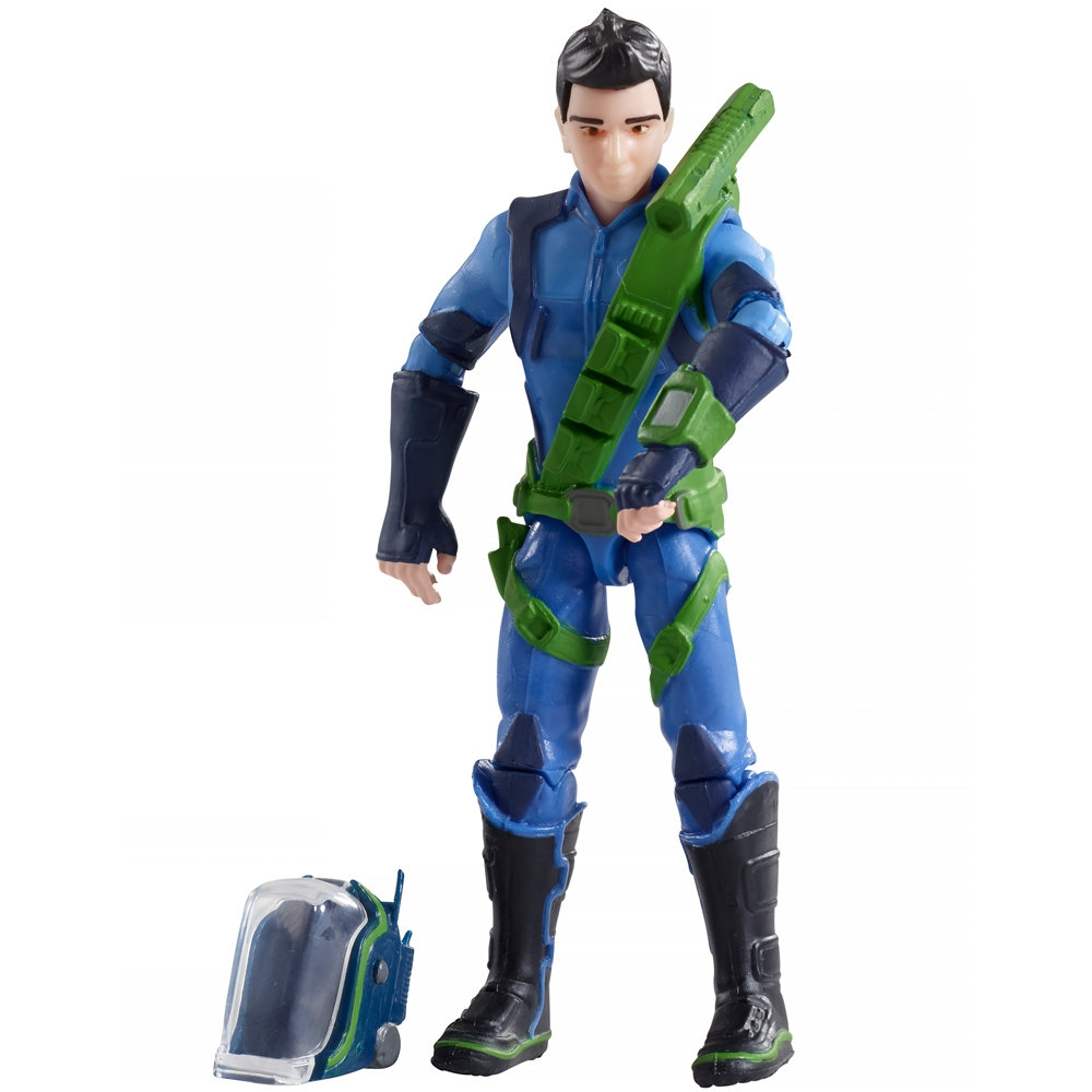 1:18 action figure archive Thunderbirds are Go checklist