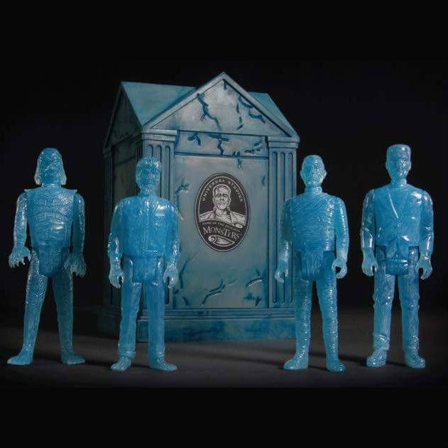1:18 Action Figure Archive : ReAction Universal Monsters checklist
